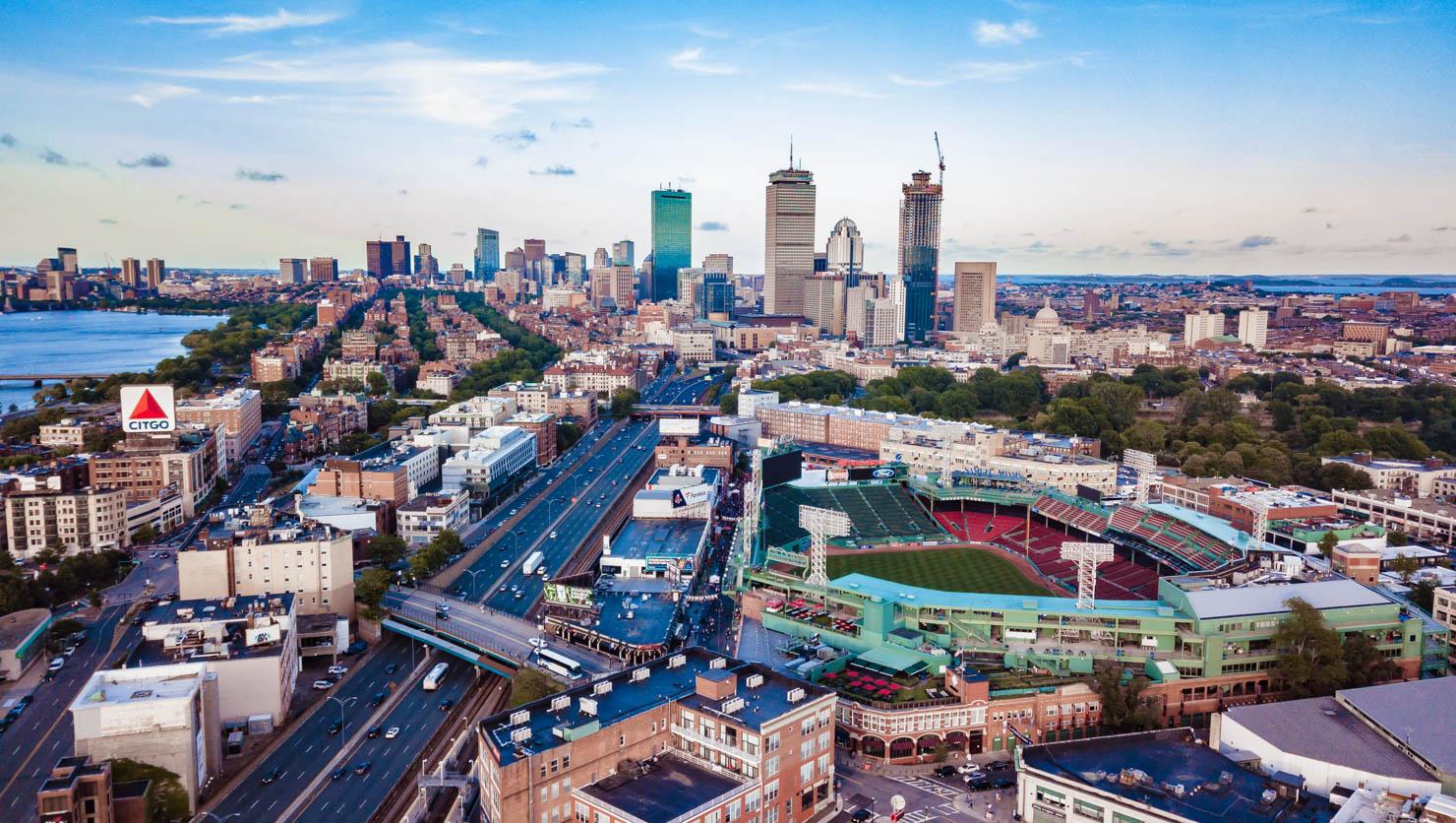Boston cityscape
